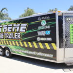 extreme game trailer fortnite game truck