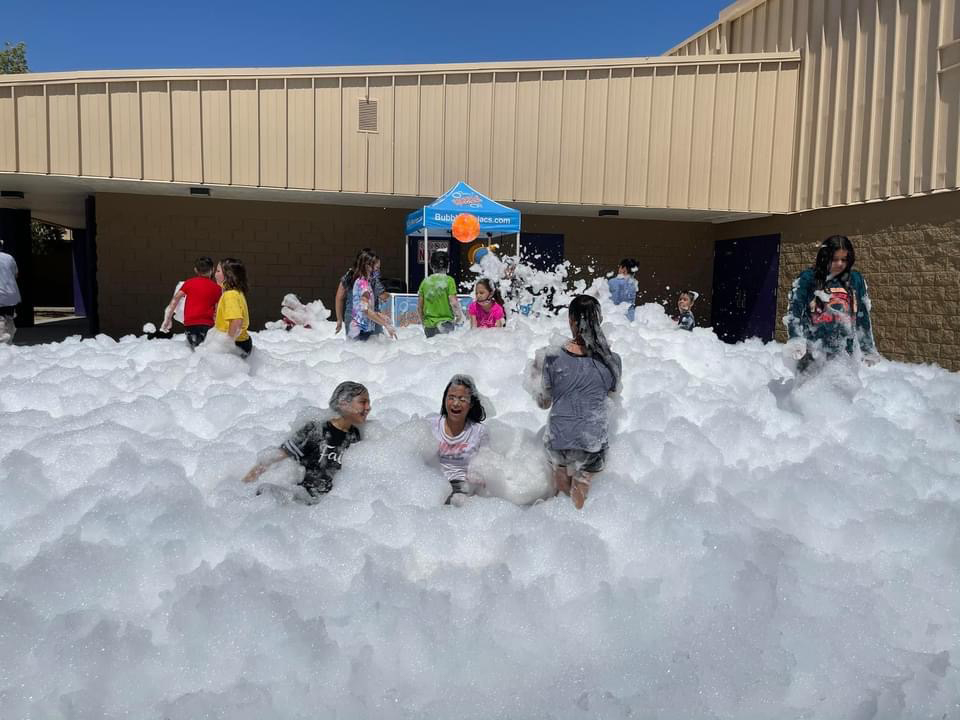 ExtremeFoamParty